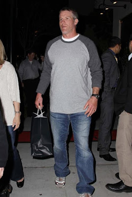 Brett Favre is a Grandfather of Brittany's Baby