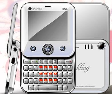 Micromax Bling Q55 Mobile: Price, Specifications & Review