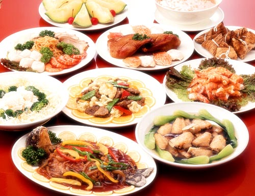 Chinese food nutrition facts calories for Asian cuisine information
