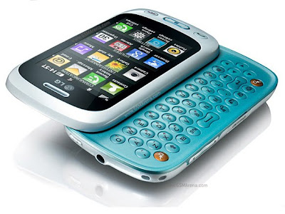 LG qwerty Slider Phones