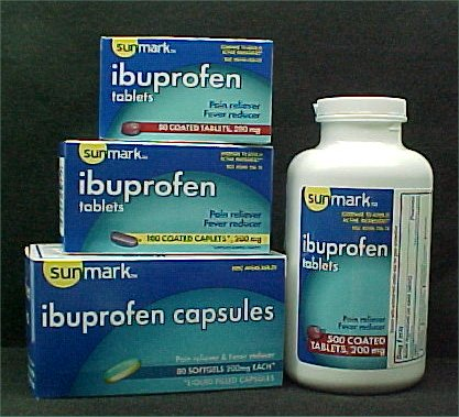 what is the usual dosage of ibuprofen