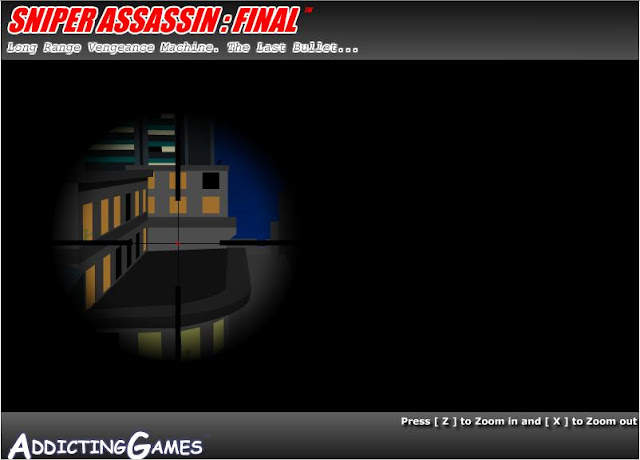 Refer Sniper Assassin 5 Walkthrough & cheats Codes to play the game easily. Play online new point & click sniper game Sniper Assassin 5 on addicting games.