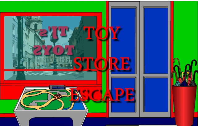 Toy Store Escape Walkthrough Video & Gameplay Strategy