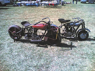 Knuckle Buster 1939 1920s Indian Monkey Bike