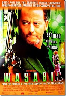 Filme Poster Wasabi DVDRip XviD Dublado