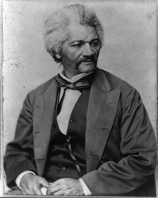 Frederick Douglass As A Baby
