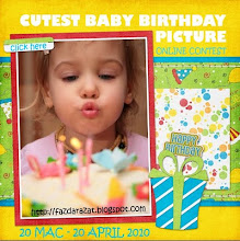 Cutest Baby Birthday Pictures Contest