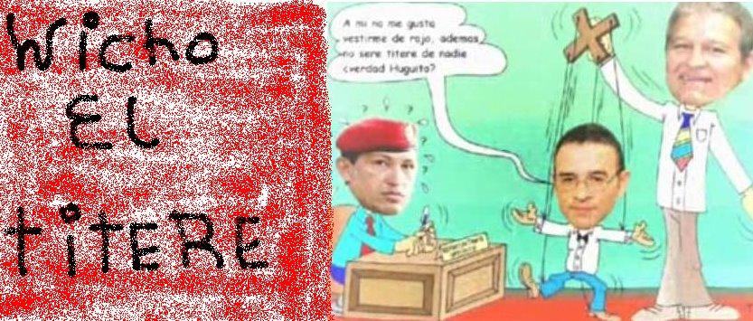 MAURICIO EL TITERE