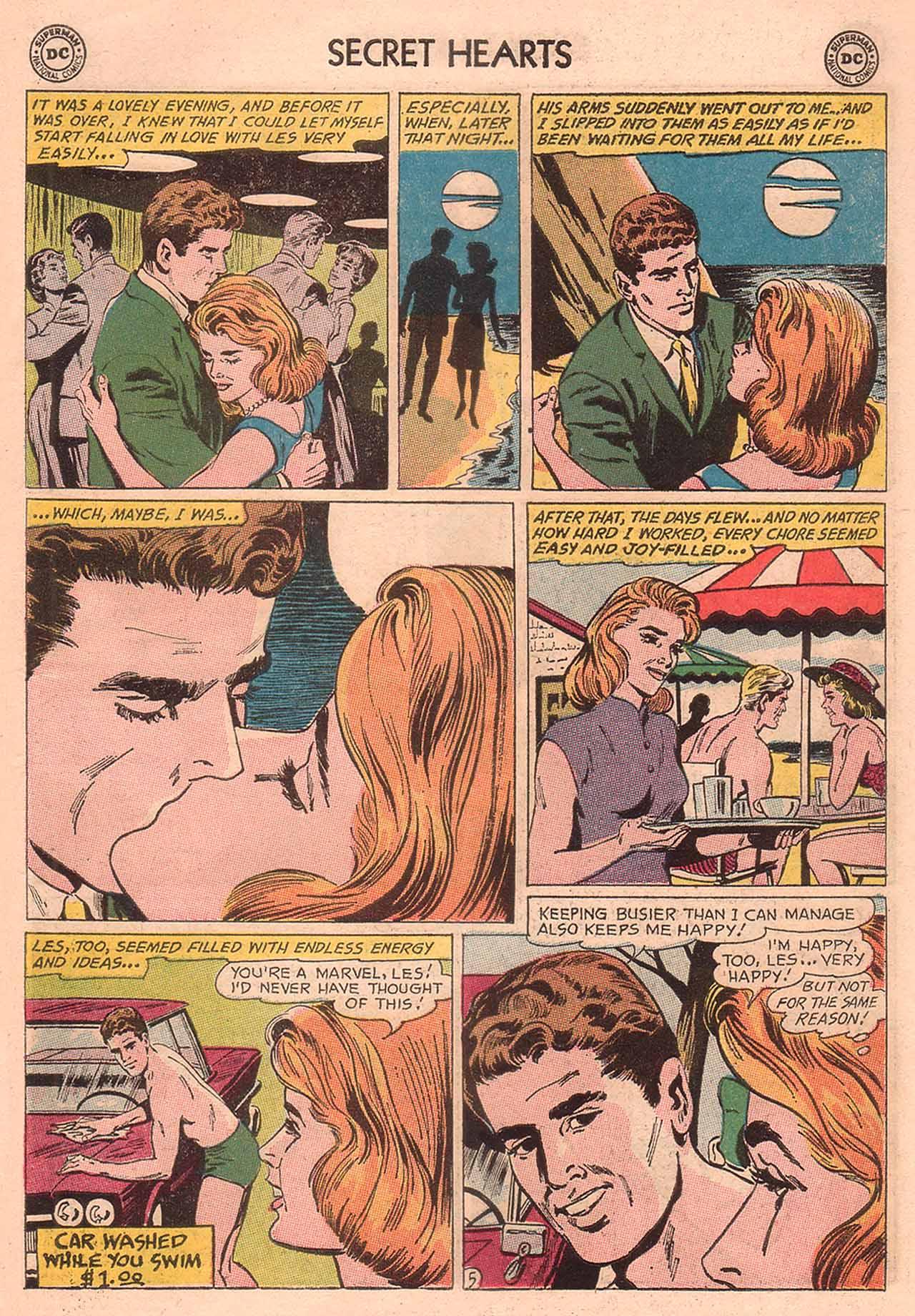 Read online Secret Hearts comic -  Issue #94 - 15