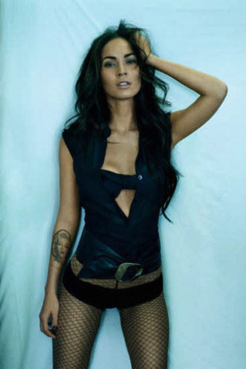 Megan Fox in Madame Figaro