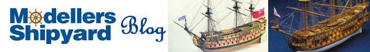 Modellers Shipyard Blog