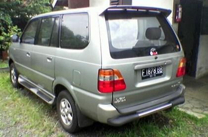 Perawatan mobil Toyota Kijang LGX