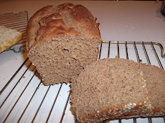 Boston Brown Bread - made with teff