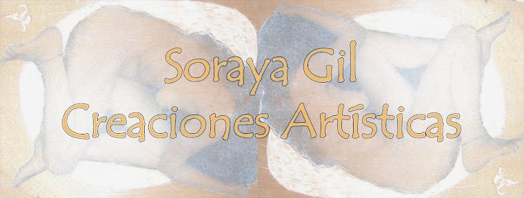 Creaciones artísticas Soraya Gil