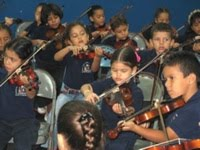 Young Violinists in Venezuela