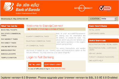 Www.bobibanking.com - Bank of Baroda Online Banking Login Guide
