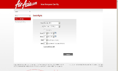 Air Asia Online Booking Ticket & Check-in Info