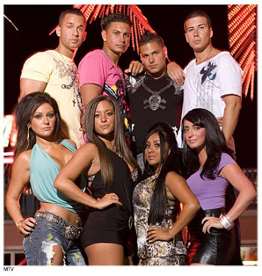 Jersey Shore Cast Seeks more pay