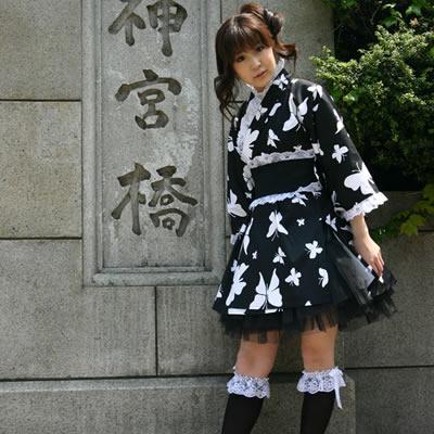 Moda Lolita Gothic