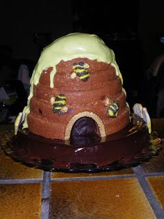 abeille et ruche IMGP0053