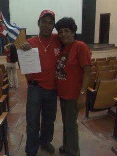 Curso a coordinadores en Cuba