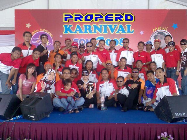 PROPERD KARNIVAL EON 2008