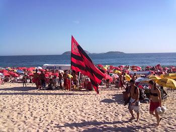 Praia de Ipanema ( Manto Sagrado )