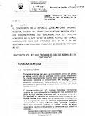 Proyecto de Ley N° 2382