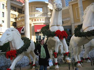 Me in Atlantic City in front of Caesars