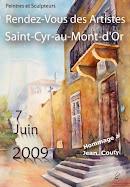 Affiche 2009 : Cédric POCHON