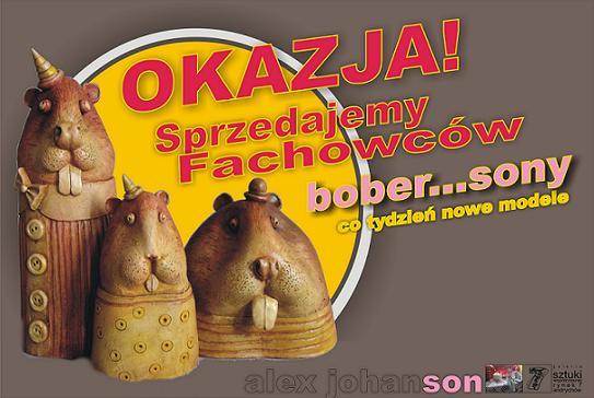 Bober...sony