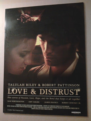 love and distrust movie poster. Love & Distrust movie - selected images/pics: