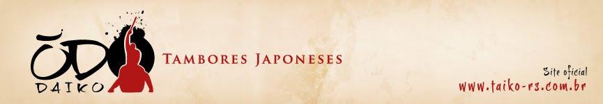 Oodo Daiko - Tambores Japoneses