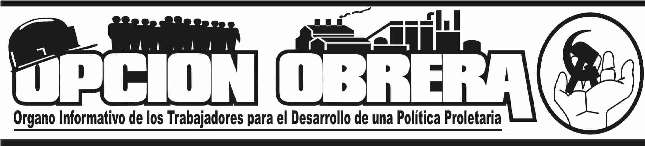 OPCION OBRERA