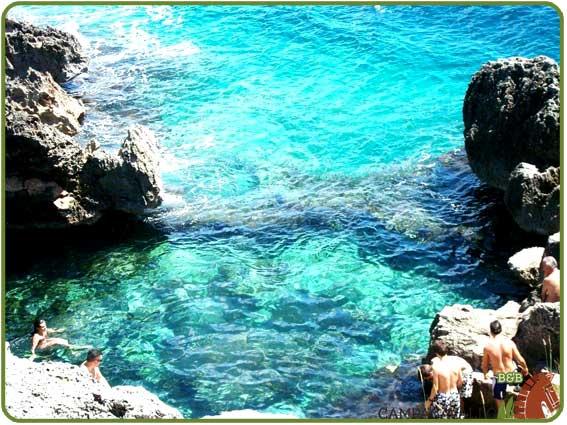 B b campacavallo tricase lecce salento atmosfera cordiale e prezzo alla portata di tutti - Marina serra piscina naturale ...