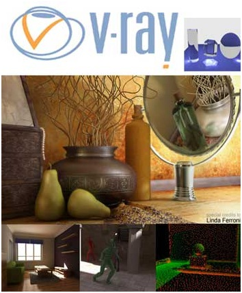 Autodesk 3DS Max 2012 Portable With V-Ray 2.0 (2011/ENG)