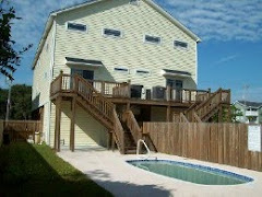 126A Woodland Dr. raised beach house rental