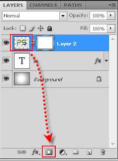 16 Photoshop Tutorials: Make Grunge Rainbow text effect