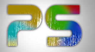 19 Photoshop Tutorials: Make Grunge Rainbow text effect