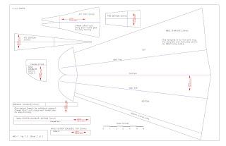 Free RC Model Airplane Plans | Design Plane