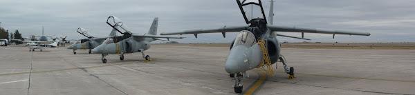 La EA6E en Mendoza