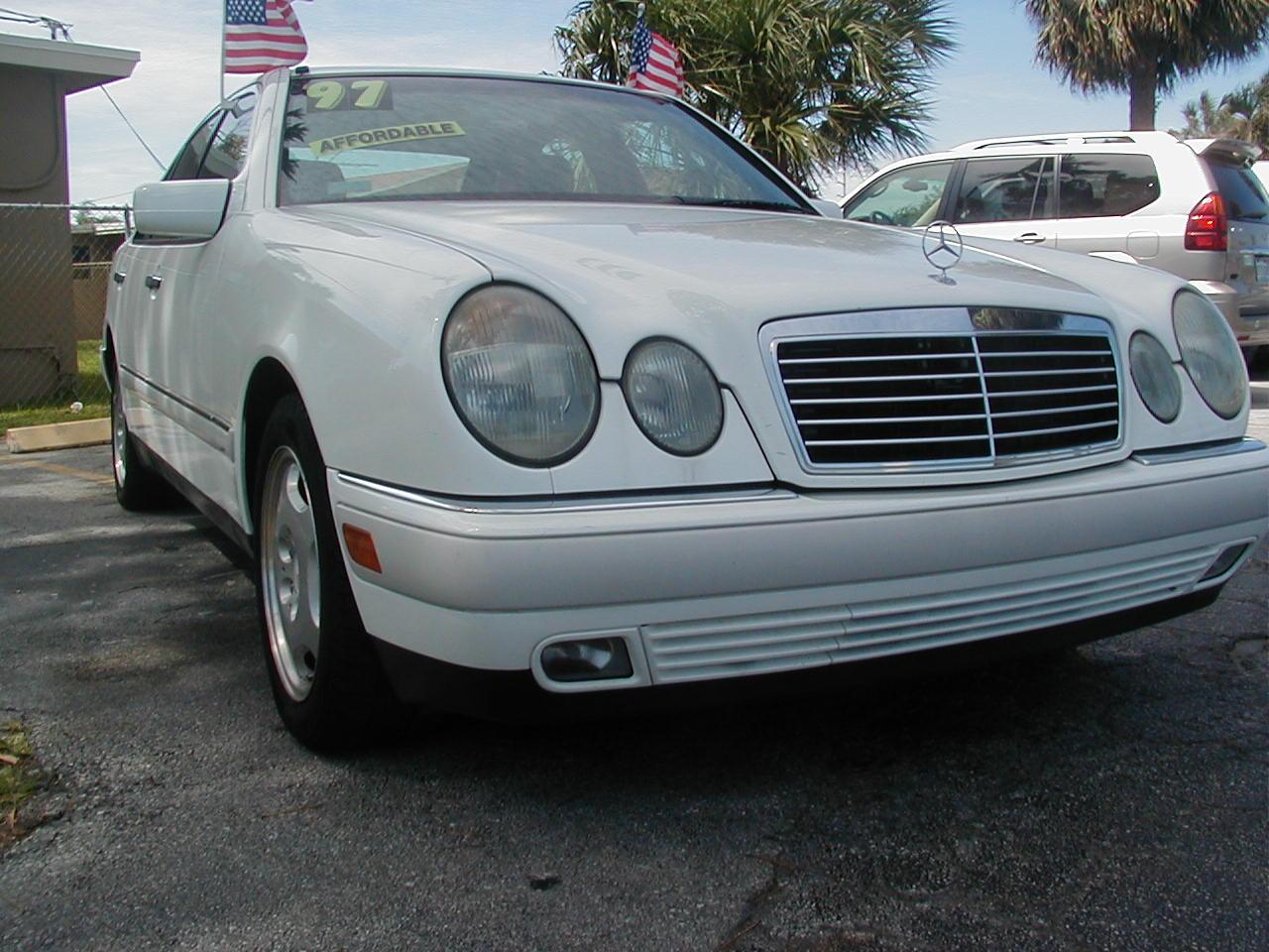 preownedautomobiles 97 e420 mercedes original luxury