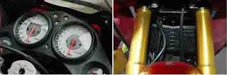 Vix R Motornya