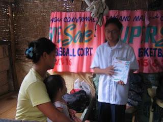 COPAR Health Teaching Ivan Mangubat