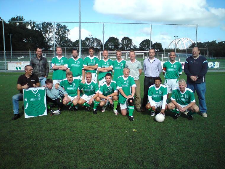 elftalfoto seizoen 2010-2011