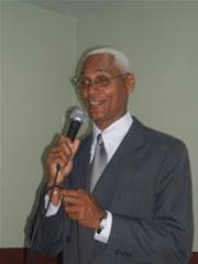 Pr. Hector Carela, Presidente de la Asociacion central Dominicana