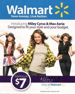 Miley Cyrus News - Unofficial Fan Blog: Miley Cyrus - Max Azria