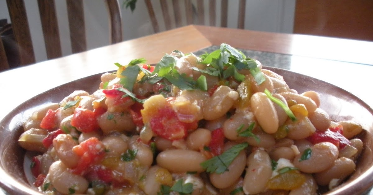 how to cook peruvian beans