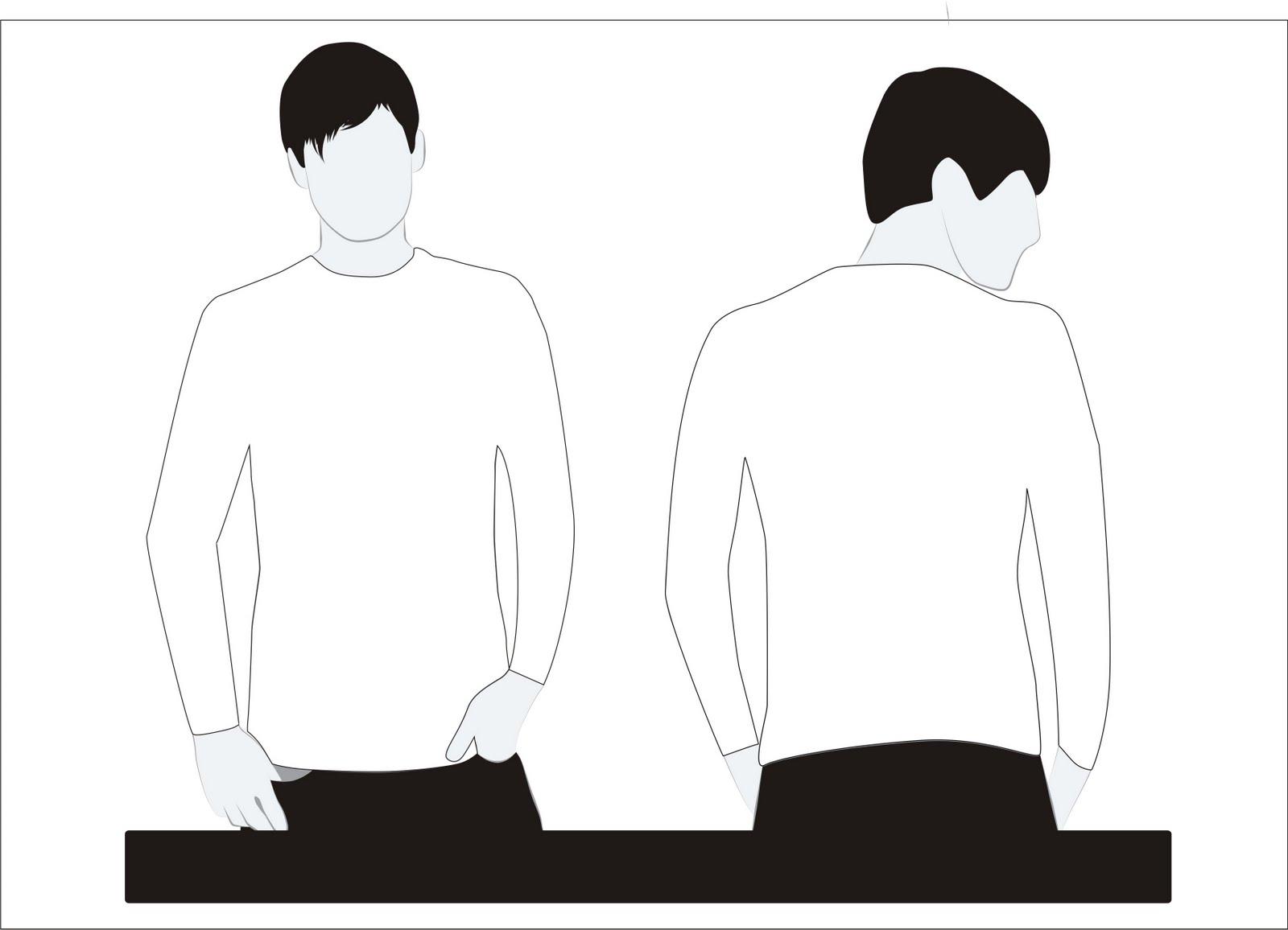 Modelo Para Camisa M L Rar  256 29 KB
