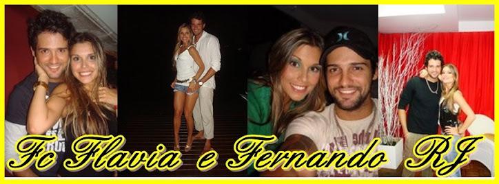 Fã Clube Flavia & Fernando RJ